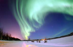 """Stolen"" From Dad's Photos of Astronomy: Auraborealis"