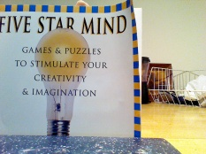 "I book I really like: ""The Five Star Mind"""