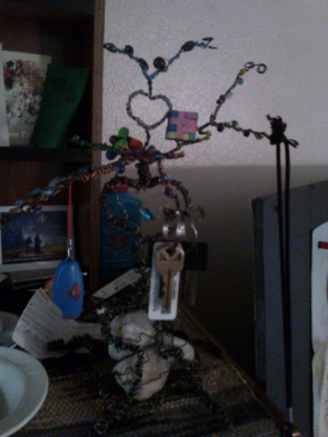 Jon's Wire Tree - Bought It For $30 in Denver
